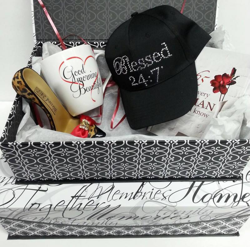 (1st) Blessed 24:7 Gift Shop (2nd) Printing Express